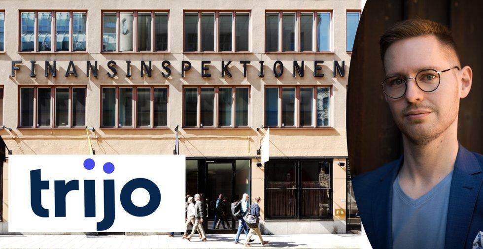 Svenska kryptobörsen Trijo godkänt av Finansinspektionen.