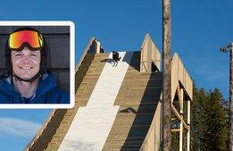 Kläppen storsatsar på skid- och snowboardåkning i sommar