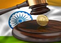 Indien vill förbjuda innehav av kryptovalutor
