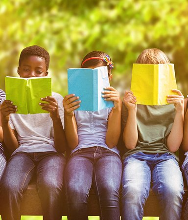 9 barnböcker med läsgaranti på läslovet