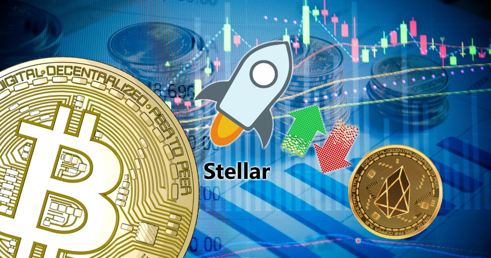 Daily crypto: Markets go downwards – stellar is now the fifth biggest cryptocurrency.