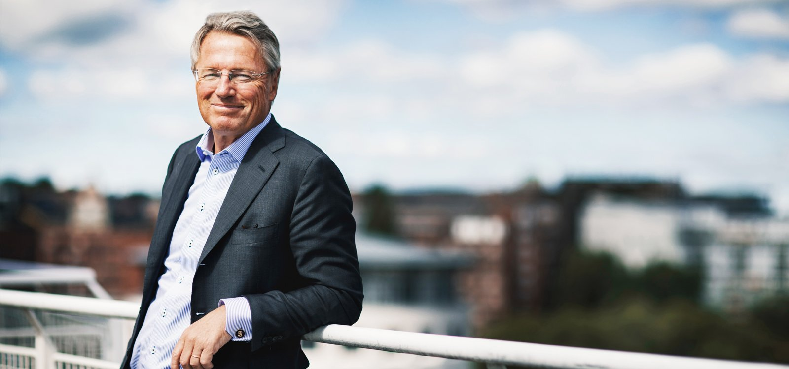 <p>Björn Rosengren, President and CEO of Sandvik Group, talks to Minestories about the mining industry.</p>