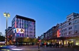 Nya byggplaner för restauranger och hotell vid Stureplan