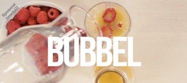 Tre ingredienser som ger dig bubbel-bliss