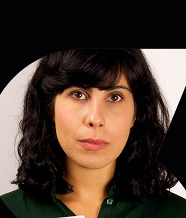 Yttrandefrihet: Elnaz Baghlanian talar till Narges Mohammadi