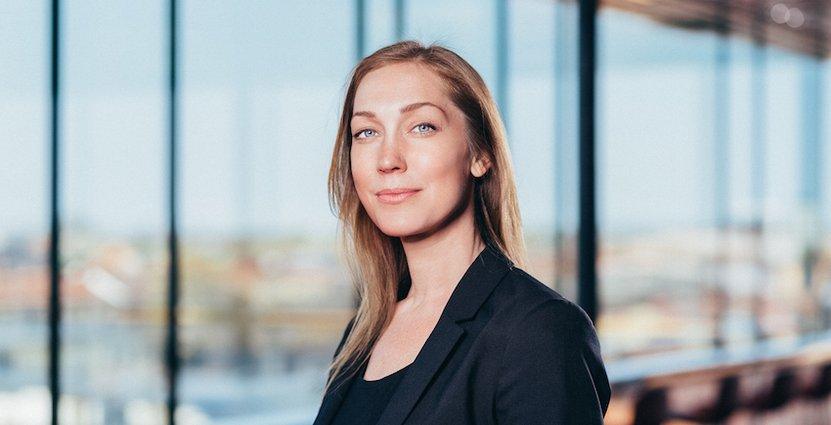 Gabriella Gullberg är ny konferenschef på Uppsala Konsert & Kongress.