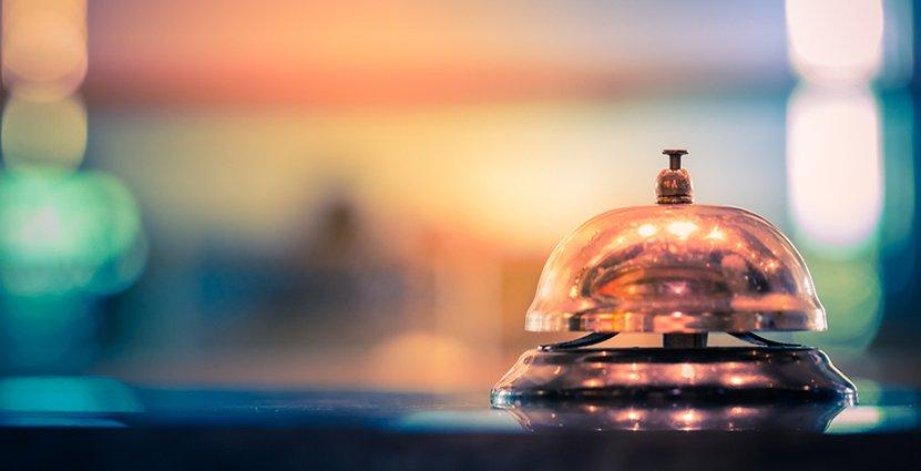 Tydliga rutiner för hur hotellen ska arbeta i krislägen. Det säger Kenneth Hultgren från Nordic Choice att hotelljätten har.