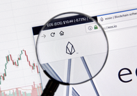 Bitcoin still holds $3,500 – eos increases the most