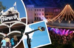Nöjesparkerna miljonsatsar inför sommarsäsongen