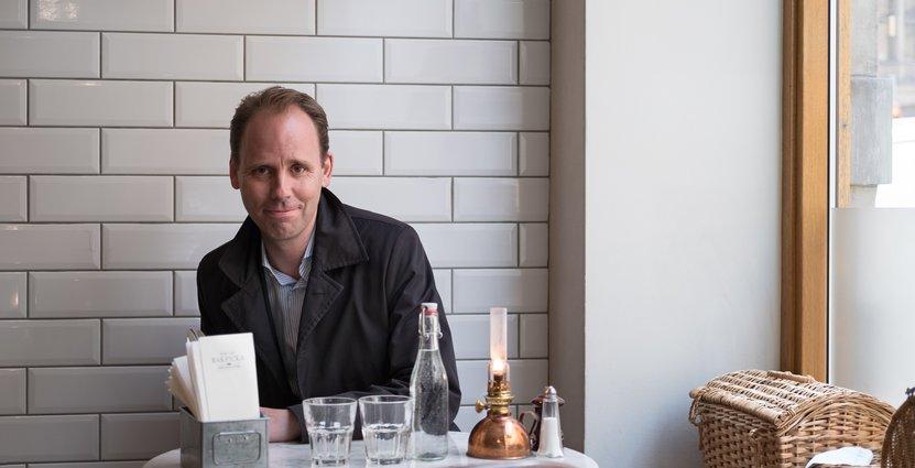 Marcus Östlundh, vd för HKC Hotels, där bland annat Hotel Kung Carl i Stockholm ingår – spår att sommaren kommer se väldigt olika ut för företagets hotell. Foto: Jan Malmström