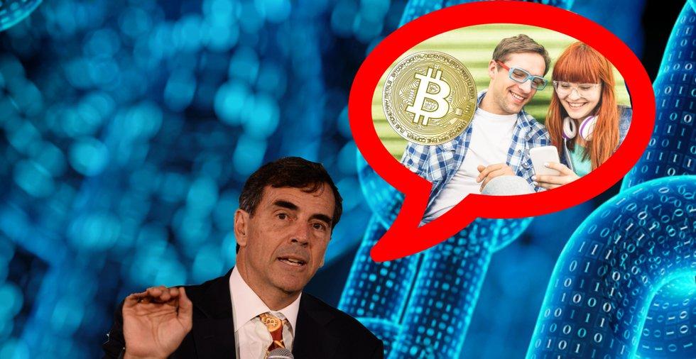 Miljardären Tim Draper: Millenials borde investera i bitcoin