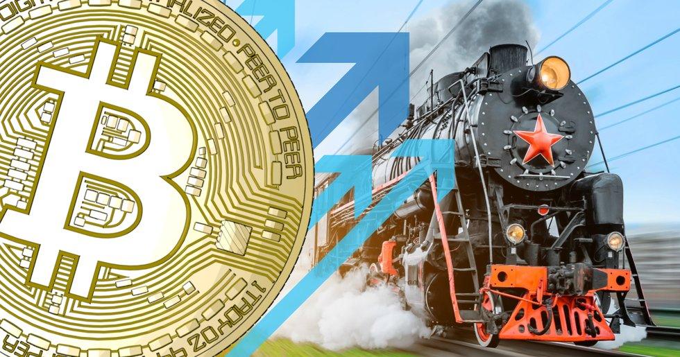 Bitcoin ångar på – här är några möjliga orsaker till de senaste prisuppgångarna.