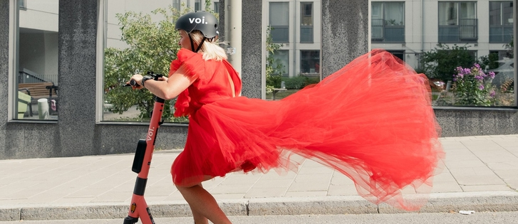 Voi takes lead on gender equity in micromobility with new research project