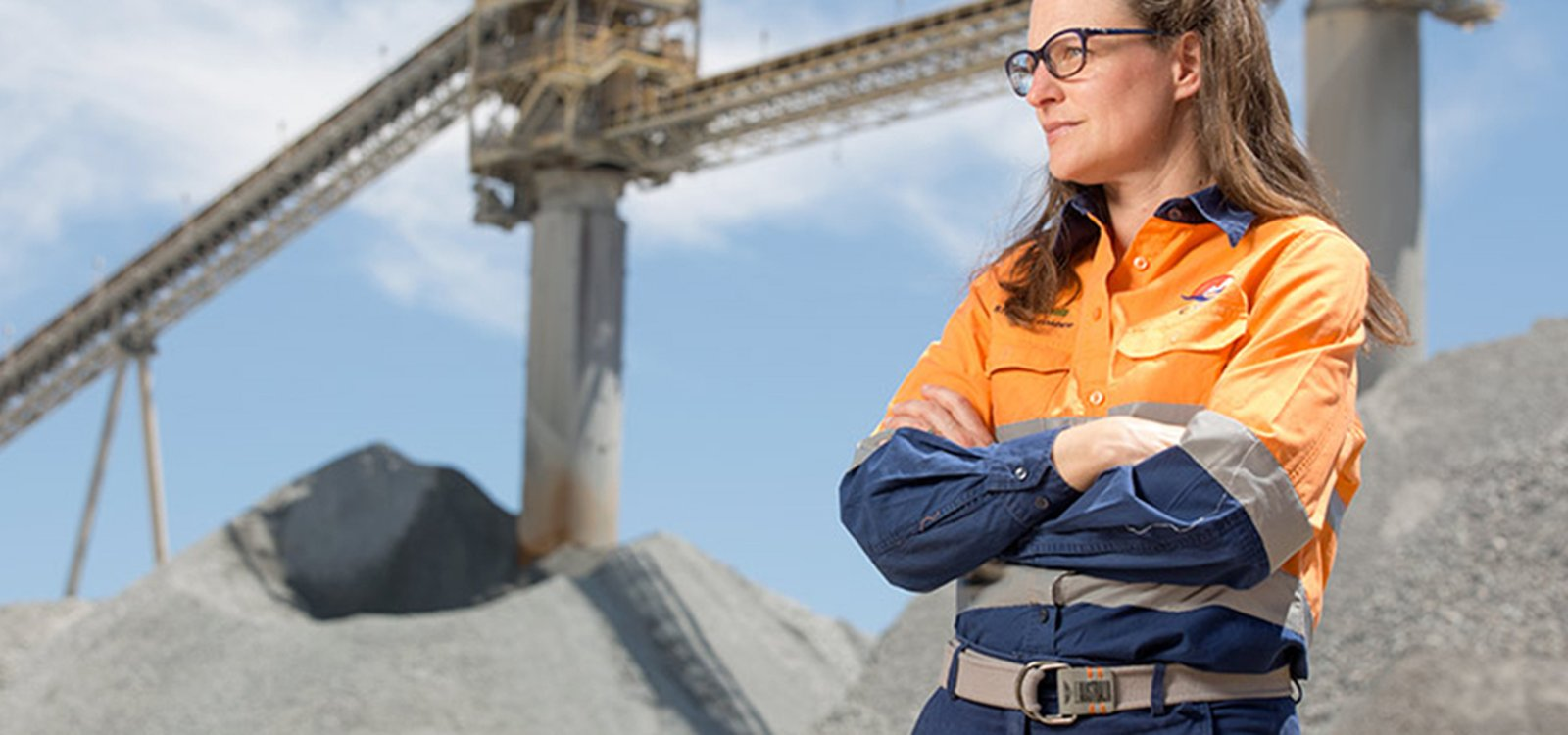 <p>Stefanie Loader, Managing Director of Northparkes Mines, gets her energy and enthusiasm from the people of Northparkes.</p>