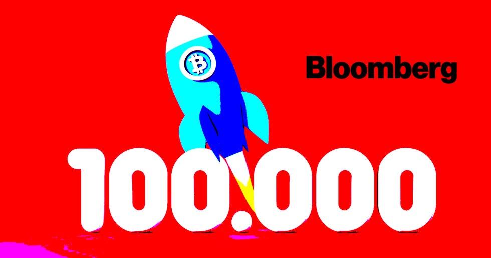 Bloomberg-analytiker: Därför lär bitcoinpriset nå 100 000 dollar innan årets slut