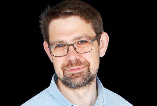 Martin Ahlström  •  Marknadschef