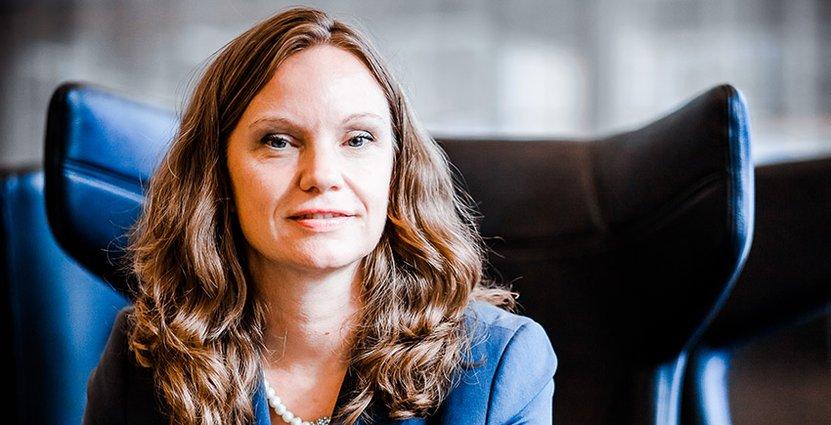 Närheten till Stockholm är på gott och ont, tycker Visit Linköpings nya kommunikationschef Charlotte Magnusson. Foto: Svarteld form & foto