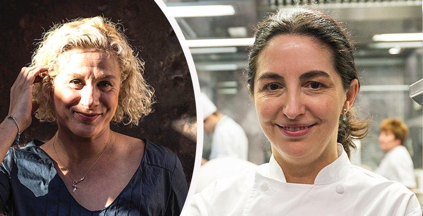 Två av världens bästa kockar medverkar som gästdomare i Årets Kock 2019. Pressbild