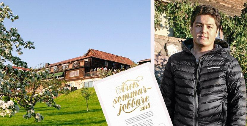 Syftet med tävlingen är bland annat att lyfta säsongsarbete<br />  som ett viktigt steg in i restaurangyrket. Foto: Green Hotel