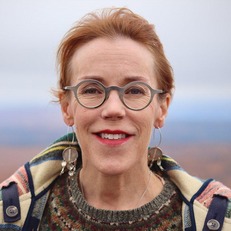 """Åsa Larsson efter sista boken: """"Att skriva kan vara både blötmyr och roligt samtidigt"""""""