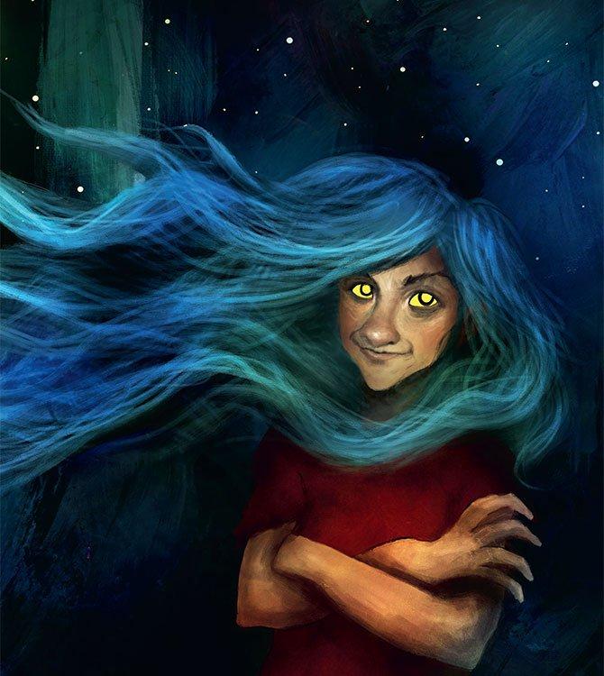 10 läskiga karaktärer ur barnböcker som ger oss mardrömmar