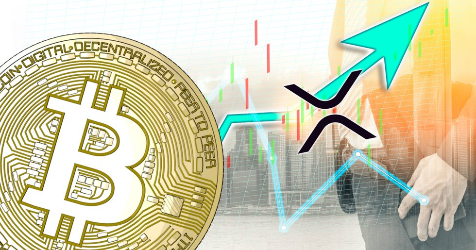 Daily crypto: Markets rise slightly – xrp increases the most of the biggest currencies.