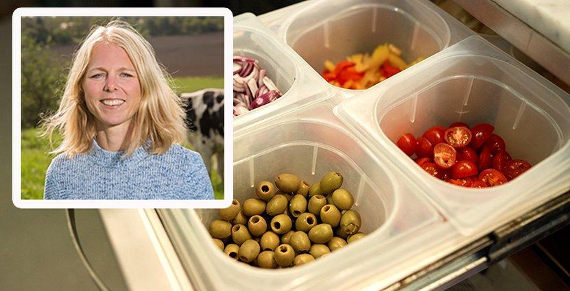 Christina Behm Velenik, ansvarig för IP livsmedel på Sigill Kvalitetssystem. Foto: Elisabeth Ohlson/Colourbox