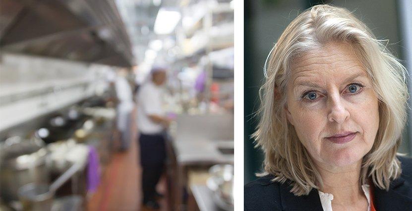 """""""Kan man som chef ta tillvara på denna trivsel och entusiasm kan man göra det ännu bättre för alla på jobbet"""", säger Greta Svensson, kommunikationschef på Arbetsmiljöverket."""