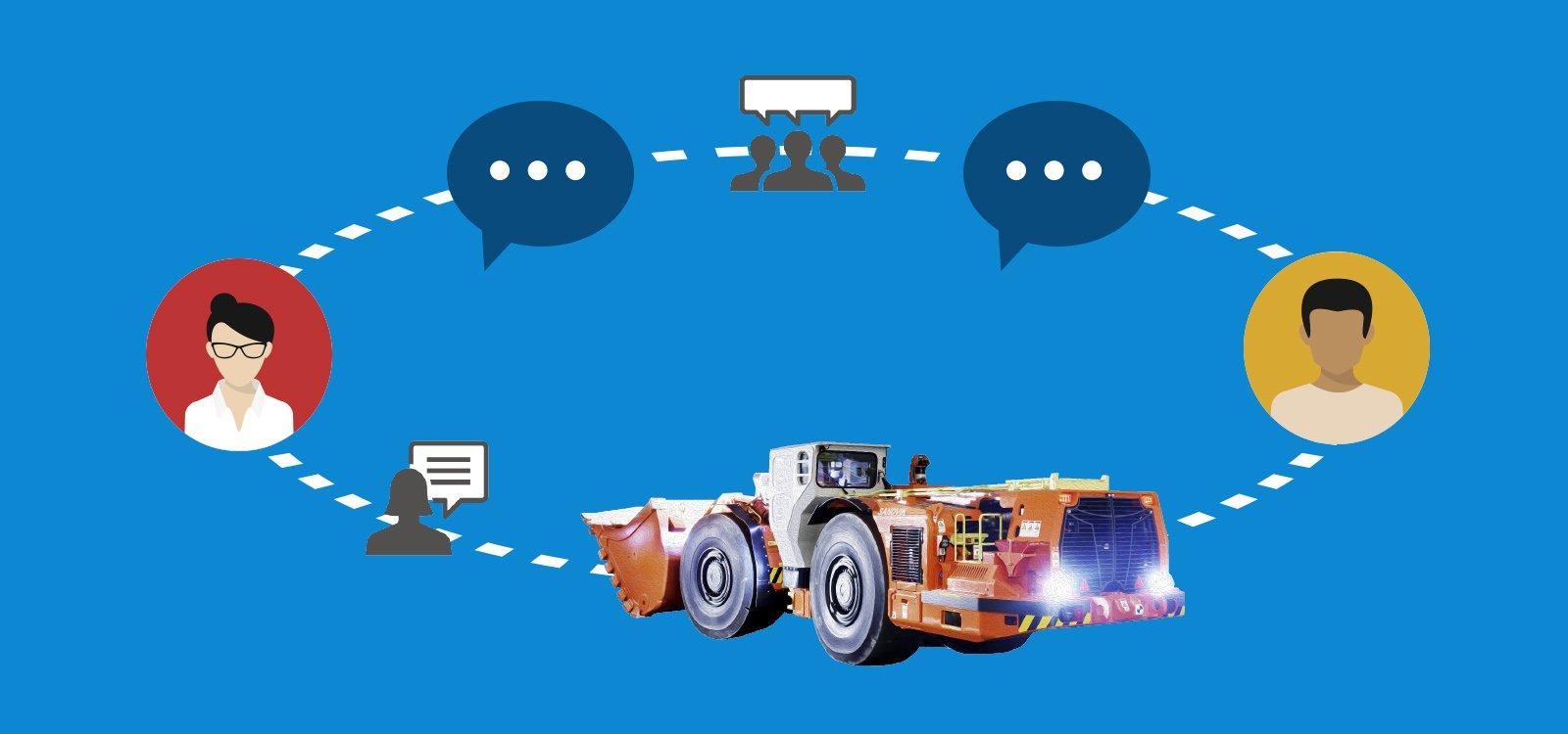 <p>Empresas inteligentes estão estabelecendo diálogos sistemáticos com seus principais clientes para entender em detalhes as suas necessidades e desejos.</p>