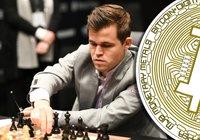 Världens bästa schackspelare tävlar om stort bitcoinpris i kryptosponsrad turnering