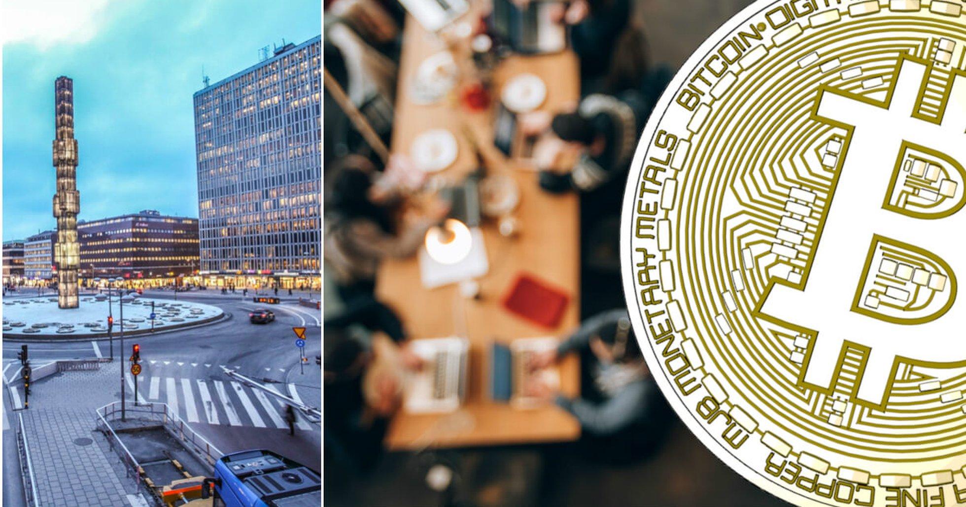 Nu startas Sveriges första co-working space för blockchainföretag.