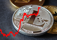 Crypto markets are rising – litecoin has increased 10 percent in the last 24 hours