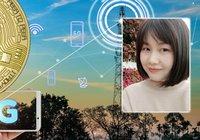 Justina Zheng: 5G är bra – kombinerat med blockchain är det revolutionerande