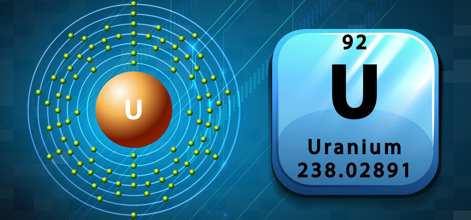 <p>Los tres nuevos materiales con uranio constituyen una muestra muy particular de la corteza terrestre.</p>