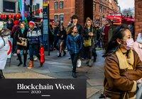 Efter coronaskräcken – låga deltagarsiffror på London Blockchain Week