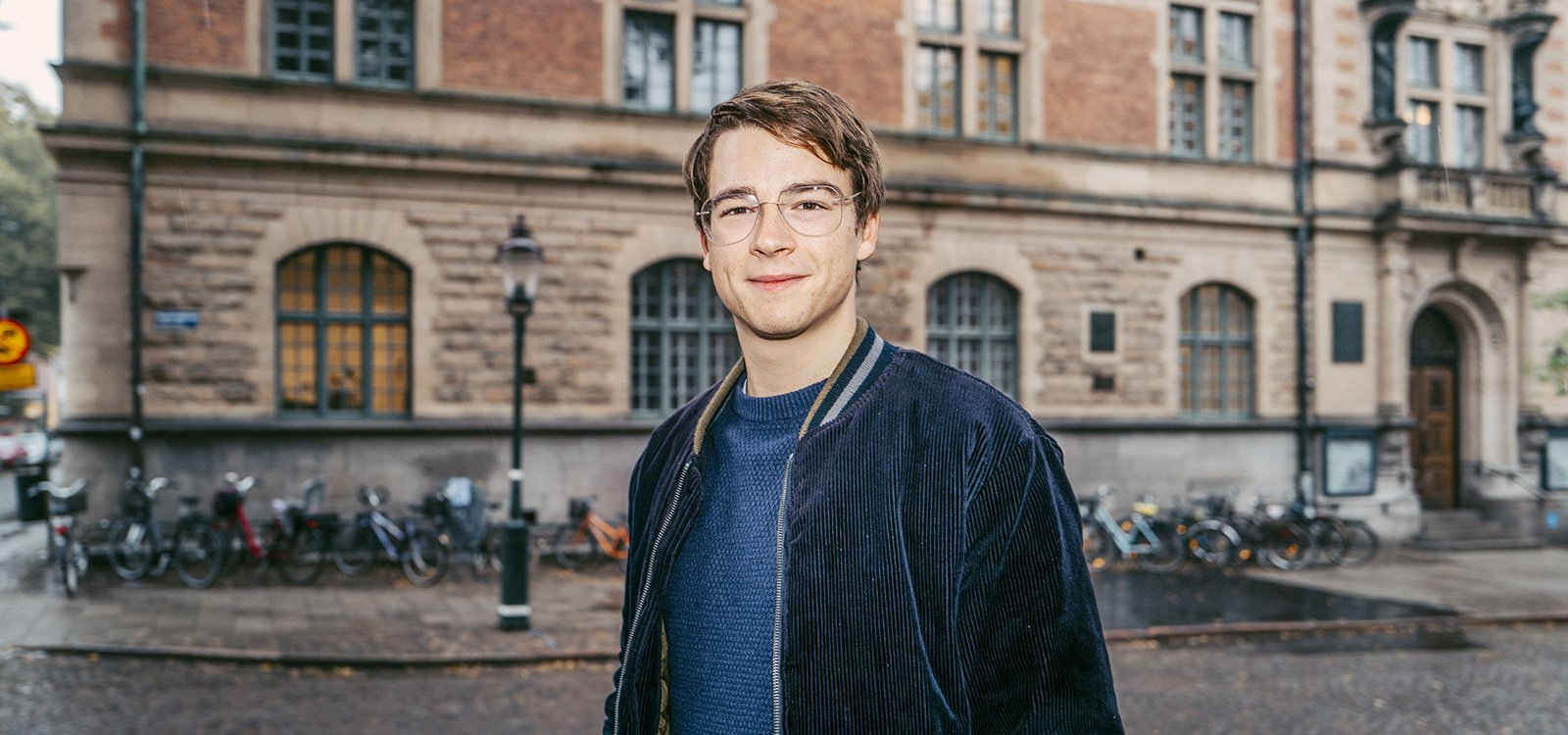 <p>Ricardo Losa, master's student at Lund University's International Institute for Industrial Environmental Economics.</p>