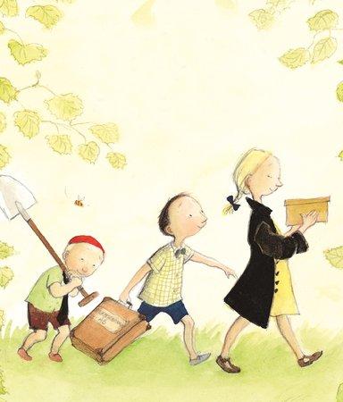 10 barnböcker om döden, sorg och saknad