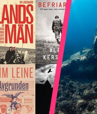 9 berättelser från andra världskriget