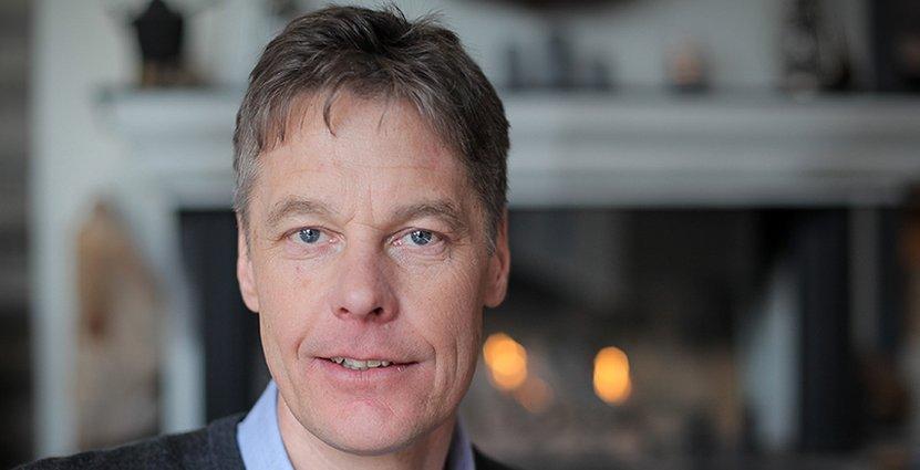 Hans Ericsson, Säfsens nya vd, vill förenkla för gästerna.  Foto: Pressbild.