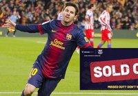 FC Barcelona premiärsålde kryptotokens för 12 miljoner – på mindre än två timmar