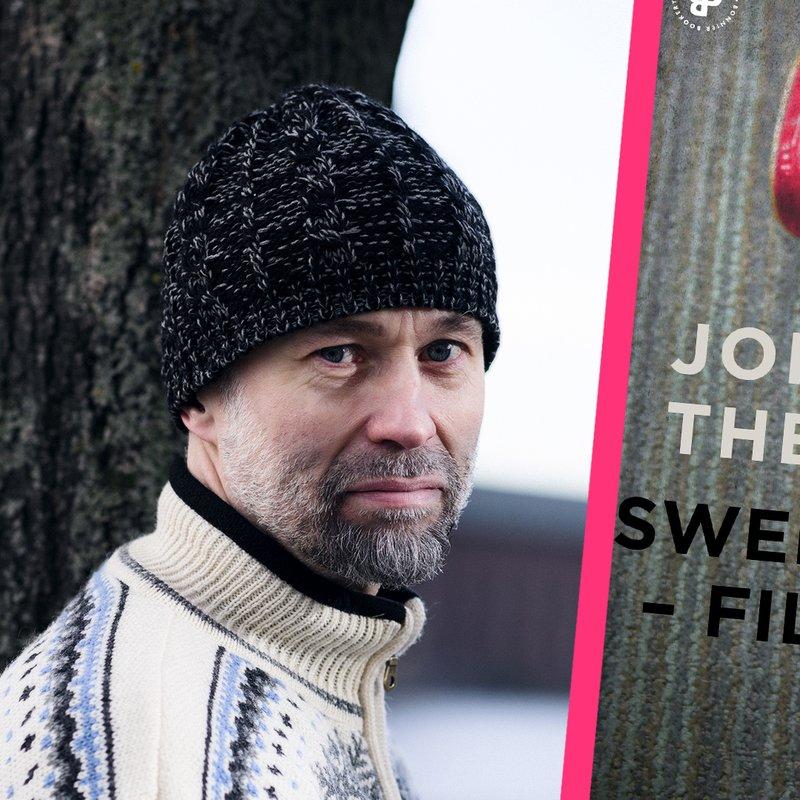"""Johan Theorin: """"Swedish love handlar om den sämsta sortens manliga beteende"""
