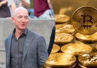Vad skulle hända om Jeff Bezos köpte alla bitcoin i hela världen?