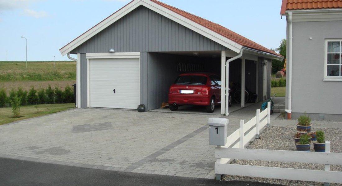 Carport Lundqvist Trävaru