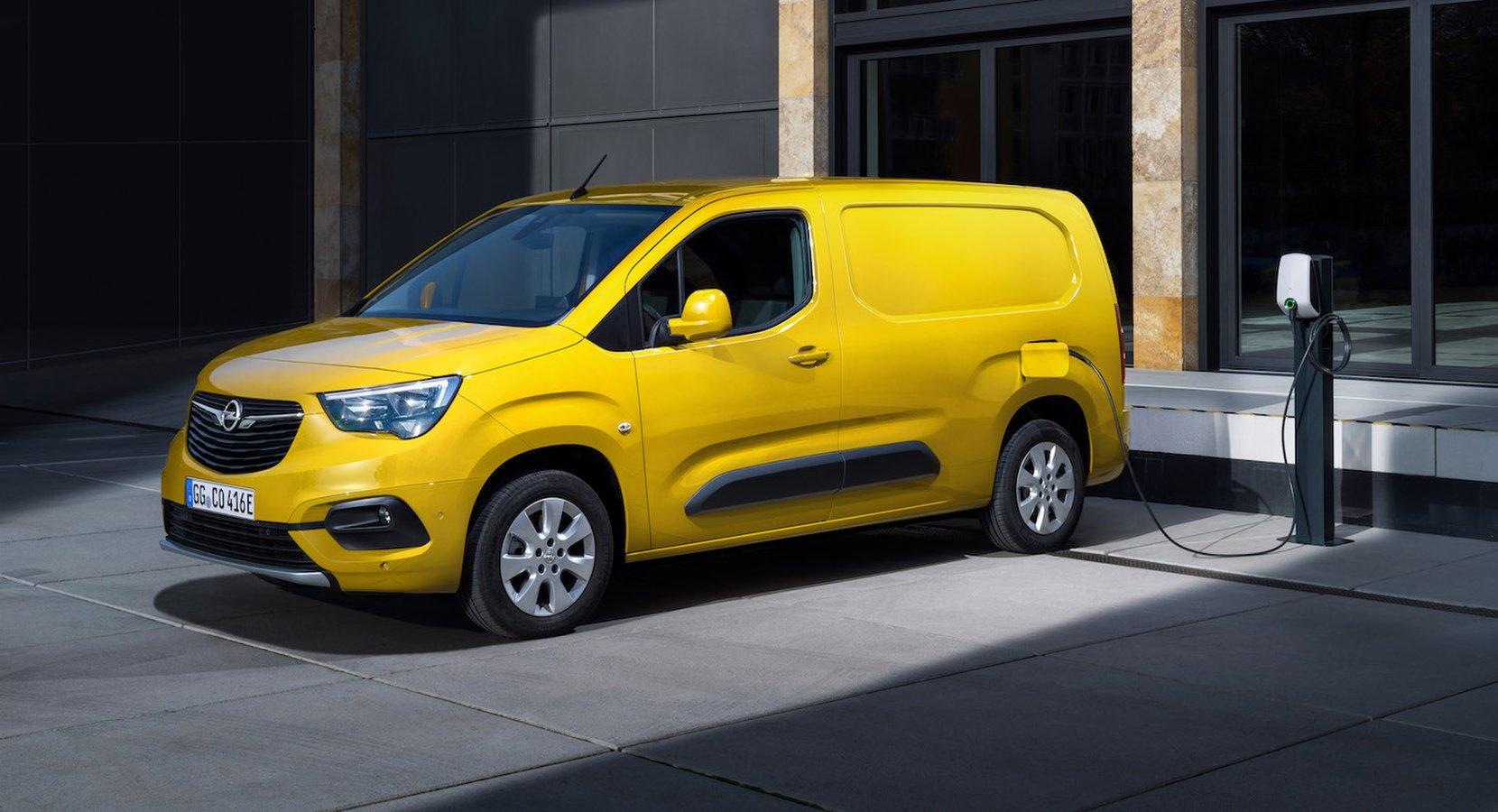 Opel Combo-e Cargo_Foto_Opel