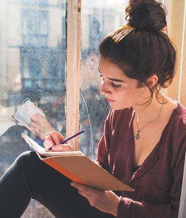 6 böcker om skrivande