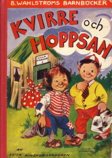 10 barnböcker du garanterat läste om du var barn på 50-talet