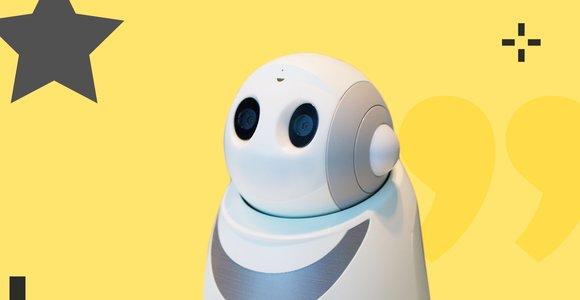 Möt Matlda – världens första rekryteringsrobot