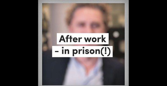 After work –i ett fängelse