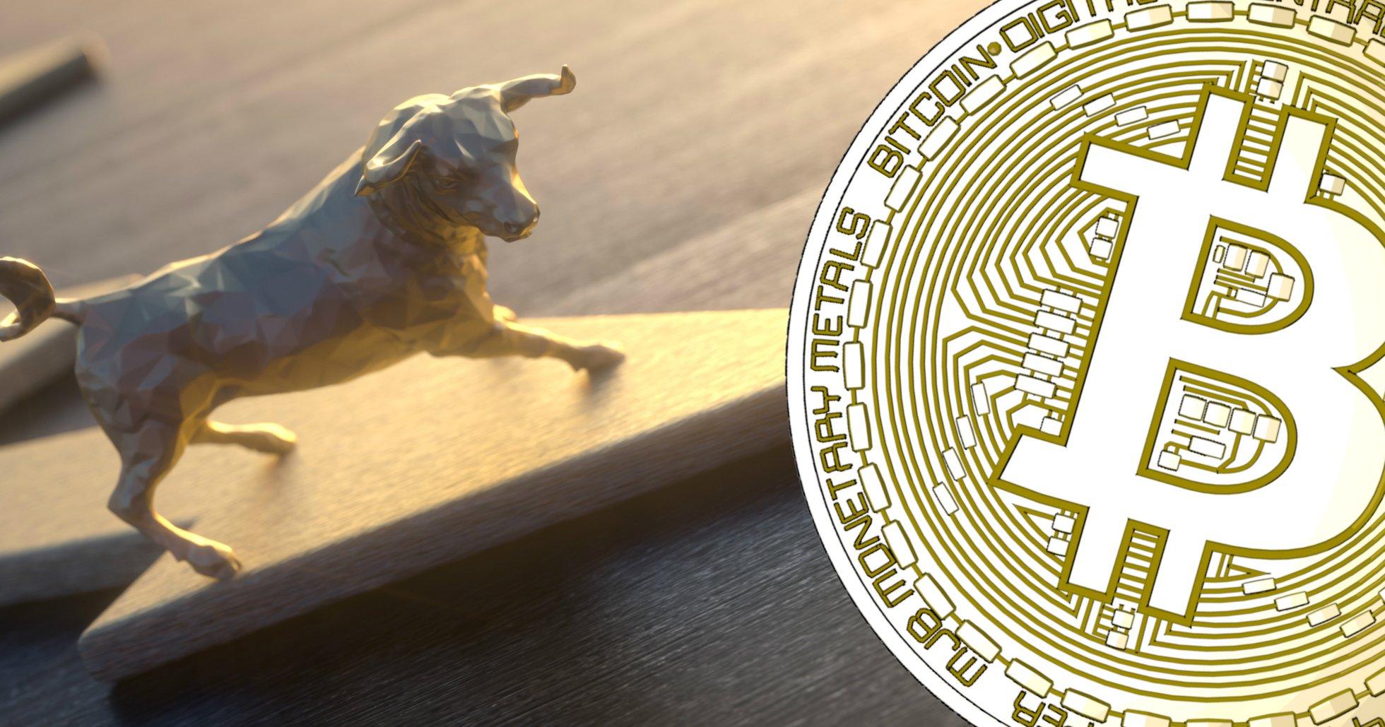 Fler kryptoprofiler spår ny tjurmarknad för bitcoin – prismål på 100 000 dollar.
