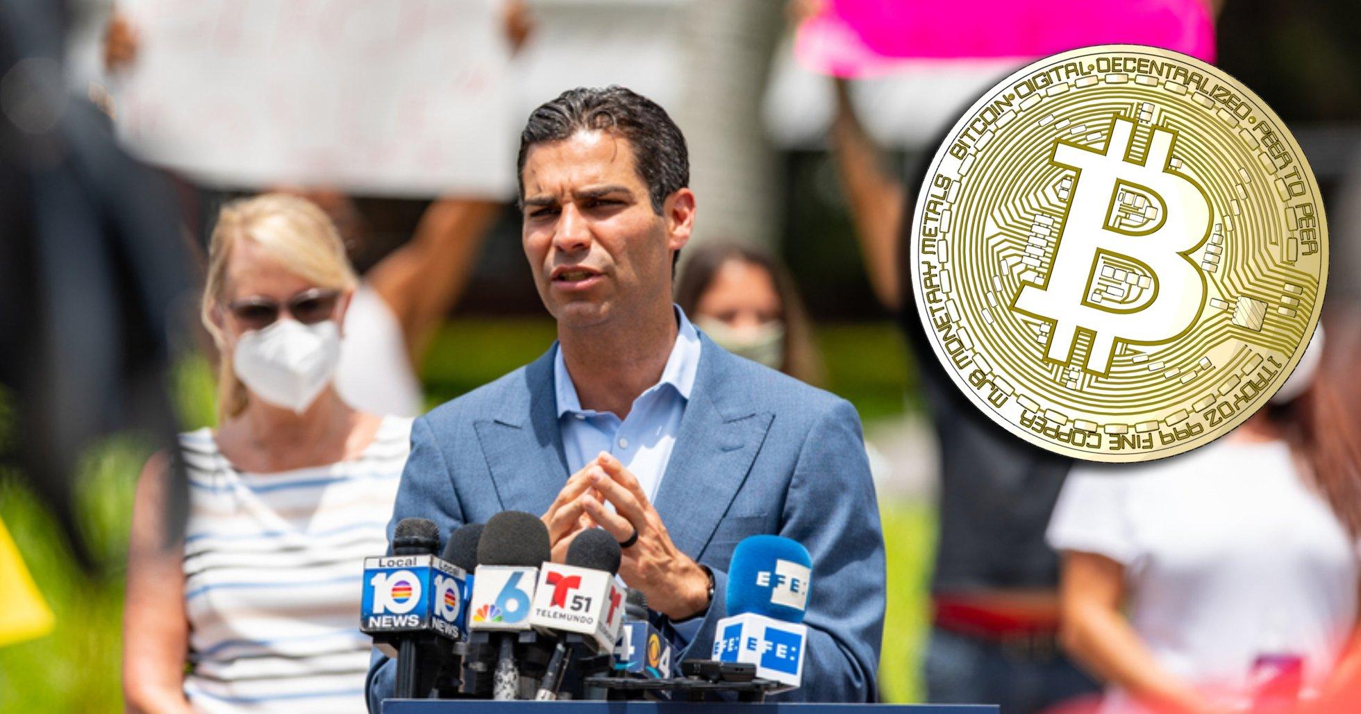 Miami ska utreda kommunala löner utbetalda i bitcoin